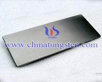 tungsten cemented carbide plate picture